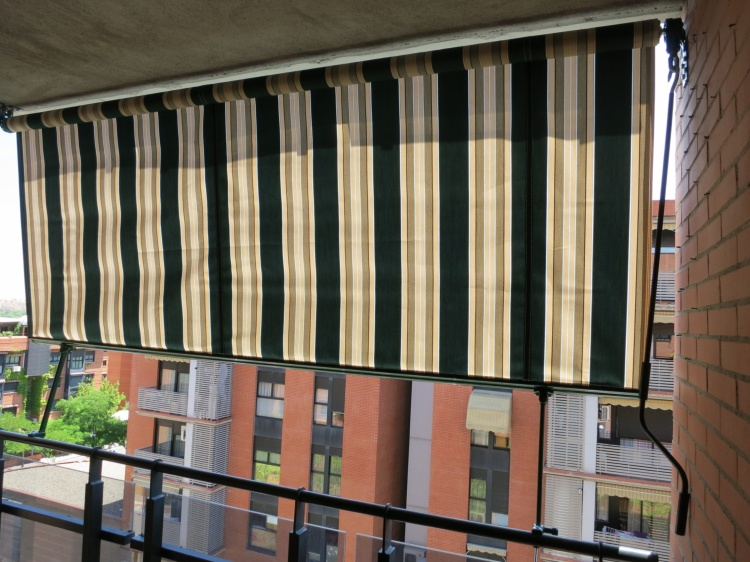 Toldos de tela para terrazas excellent toldos de tela - Telas para terrazas ...